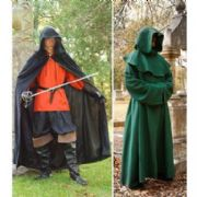 Cloaks Capes & Robes